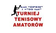 Październikowy Turniej Tenisowy Amatorów