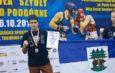 Brąz Medal Mistrzostw Polski Młodzików w Boksie
