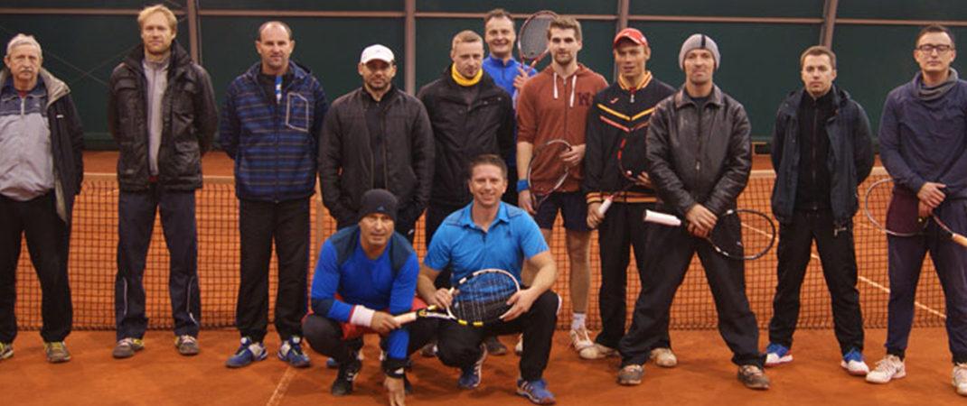 Kętrzyniacy bezkonkurencyjni w Turnieju Tenisowym Amatorów