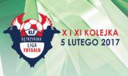 X i XI kolejka Kętrzyńskiej Ligi Futsalu