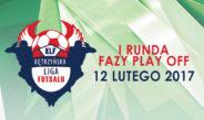 I RUNDA FAZY PLAY OFF KĘTRZYŃSKIEJ LIGI FUTSALU