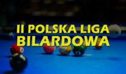 1 kolejka 2 Polskiej Ligi Bilardowej