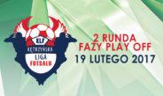 2 RUNDA FAZY PLAY OFF KĘTRZYŃSKIEJ LIGI FUTSALU