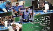 Igrzyska Bilardowe – Kętrzyn 2017