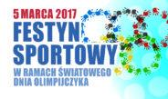 Festyn Sportowy w ramach Światowego Dnia Olimpijczyka