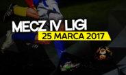 Mecz IV ligi: KKS Granica – MKS Błękitni Orneta